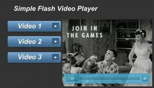 FlashVideoPlayer